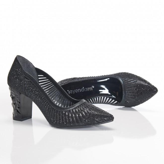 Camel Rengi Süet Çapraz Atkılı Sandalet 5059