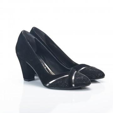Gümüş Rengi Aynalı Bayan Sandalet 5055