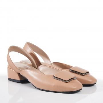 Siyah Çapraz Atkılı Sandalet 5059